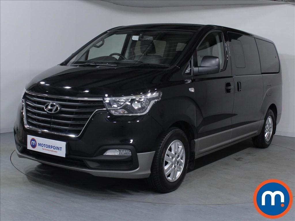 Hyundai I800 SE Nav - Stock Number 1079437 Passenger side front corner