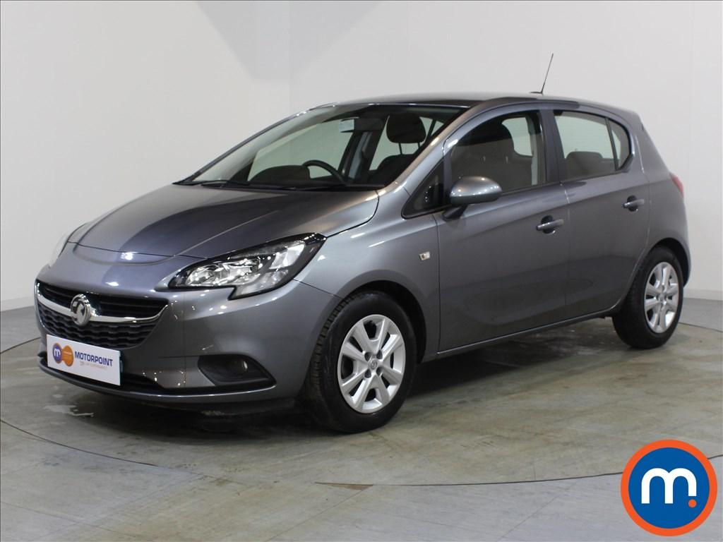 Vauxhall Corsa Design - Stock Number 1078440 Passenger side front corner