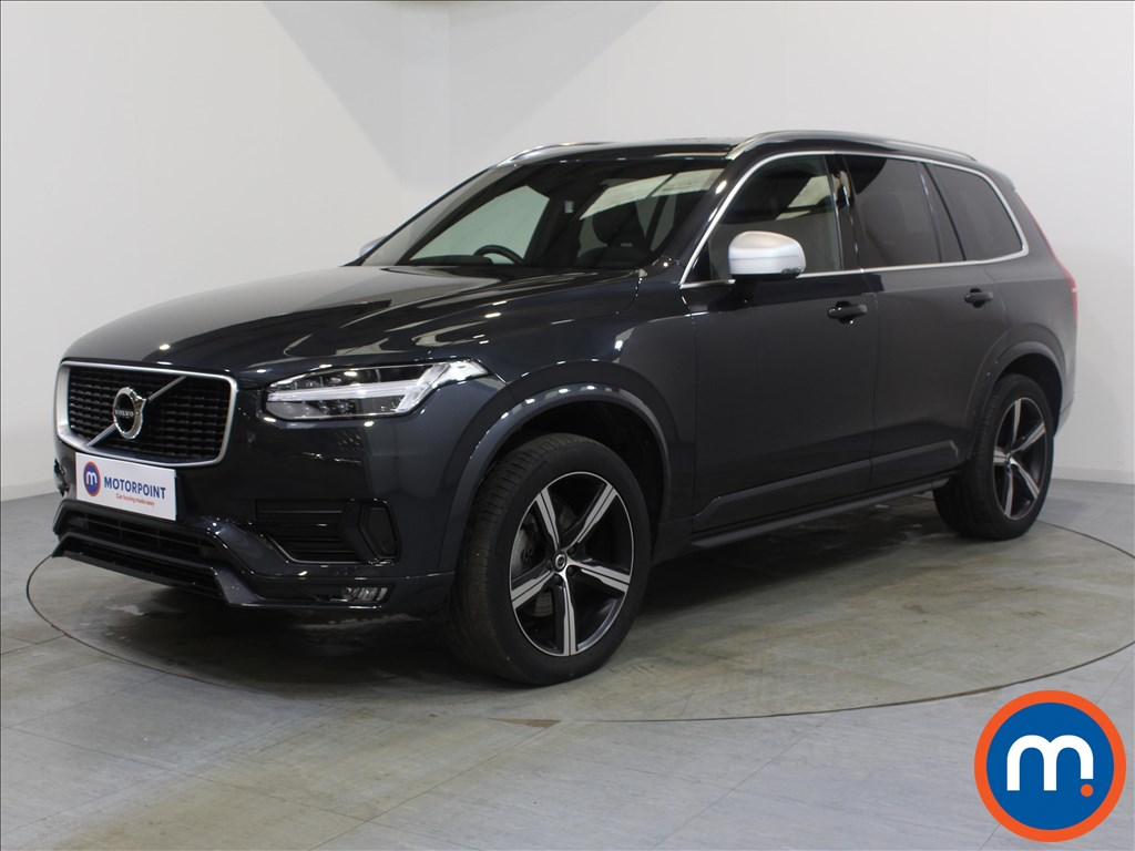 Volvo Xc90 R DESIGN - Stock Number 1078599 Passenger side front corner