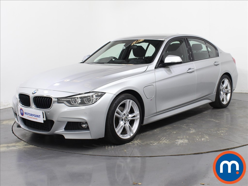 BMW 3 Series M Sport - Stock Number 1077225 Passenger side front corner