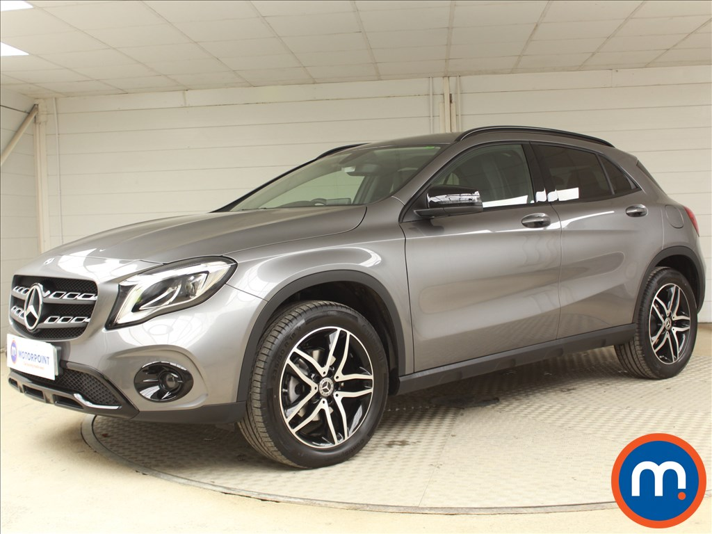 Mercedes-Benz Gla Class Urban Edition - Stock Number 1079860 Passenger side front corner
