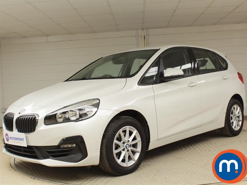 BMW 2 Series SE - Stock Number 1079190 Passenger side front corner