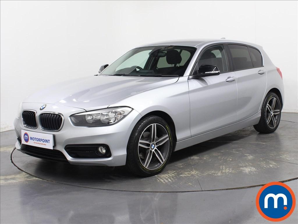 BMW 1 Series Sport - Stock Number 1074551 Passenger side front corner