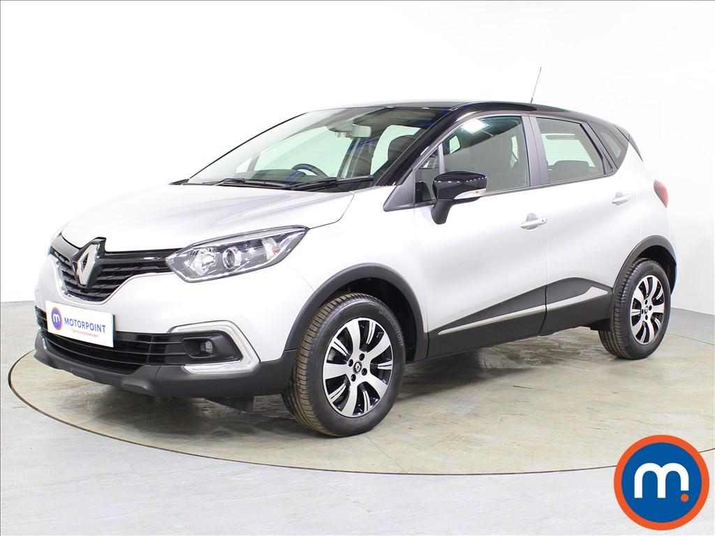 Renault Captur Play - Stock Number 1078826 Passenger side front corner