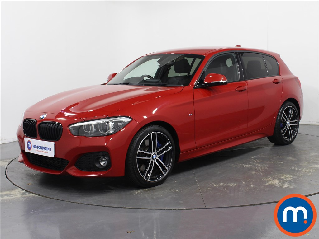 BMW 1 Series M Sport Shadow Edition - Stock Number 1079154 Passenger side front corner
