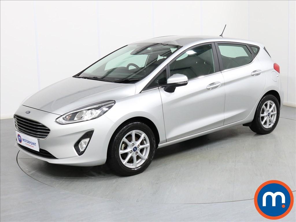 Ford Fiesta Zetec - Stock Number 1076687 Passenger side front corner