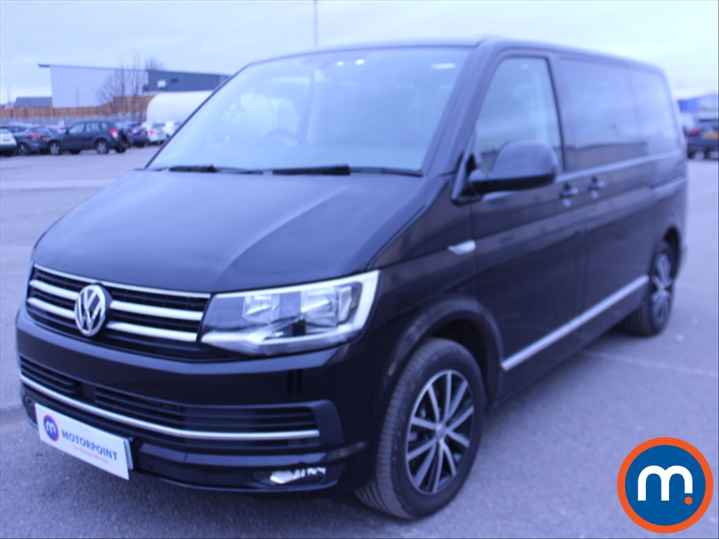 Volkswagen Caravelle Executive - Stock Number 1077158 Passenger side front corner