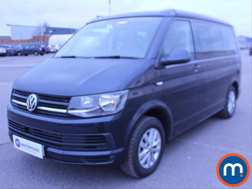Volkswagen California Beach - Stock Number 1077137 Passenger side front corner