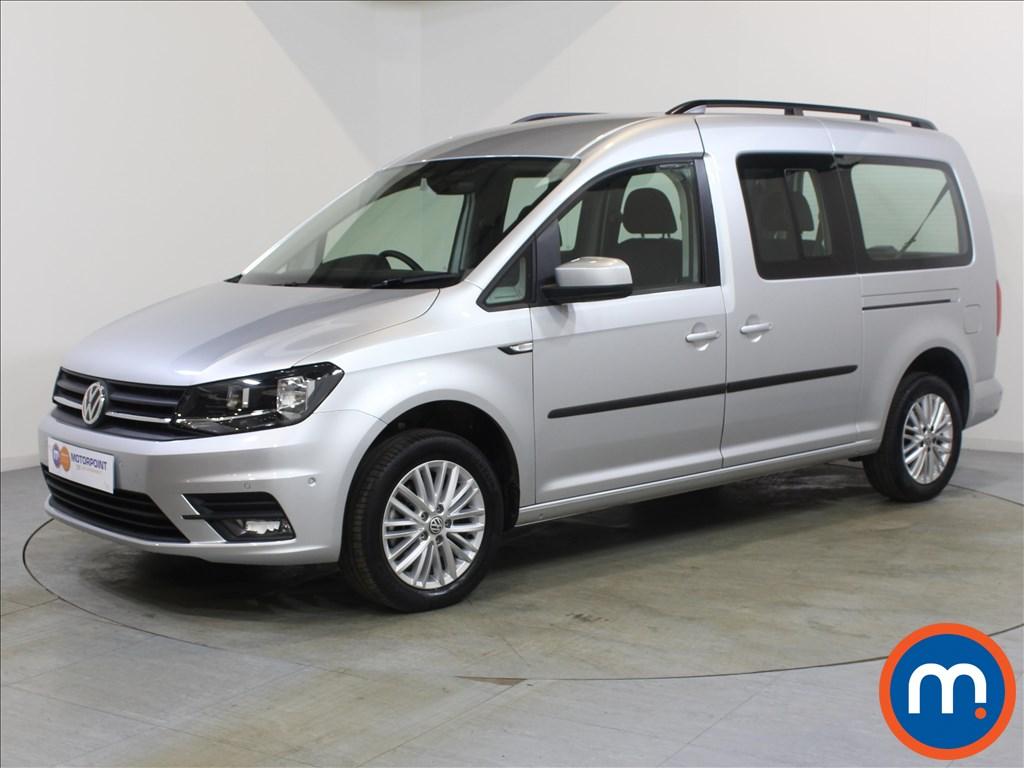 Volkswagen Caddy Maxi Life 2.0 TDI 150 5dr DSG - Stock Number 1077072 Passenger side front corner