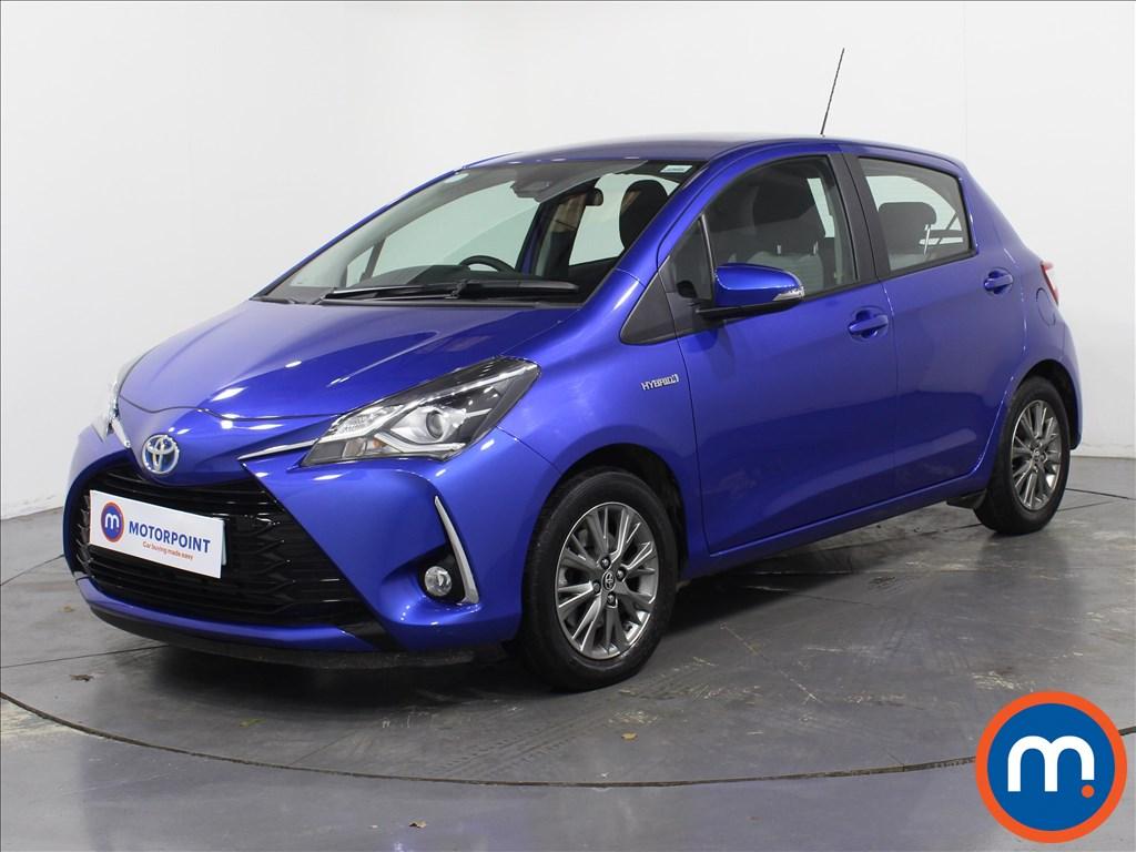 Toyota Yaris Icon - Stock Number 1073143 Passenger side front corner
