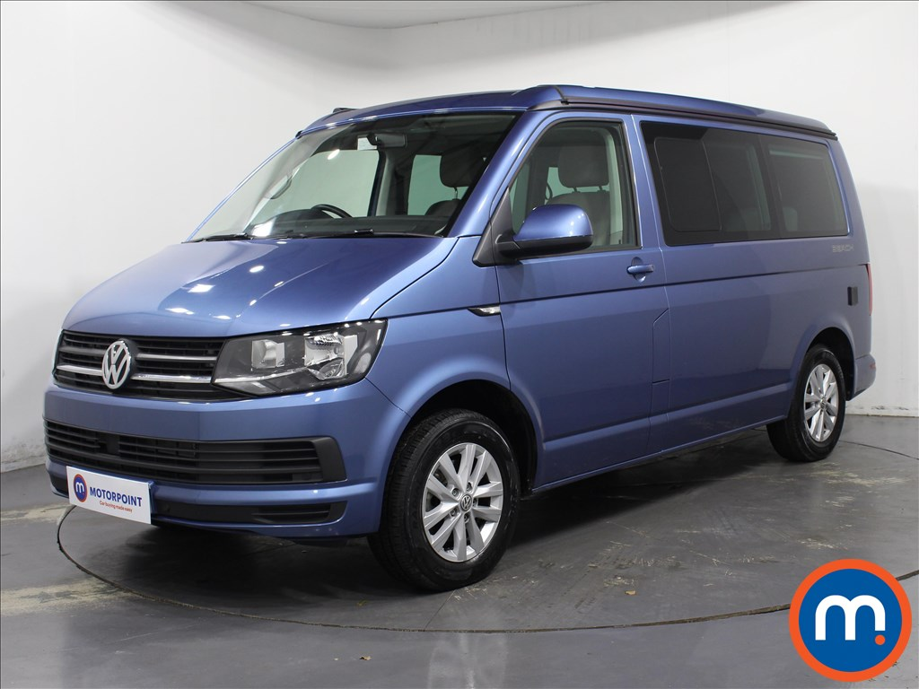 Volkswagen California Beach - Stock Number 1077124 Passenger side front corner