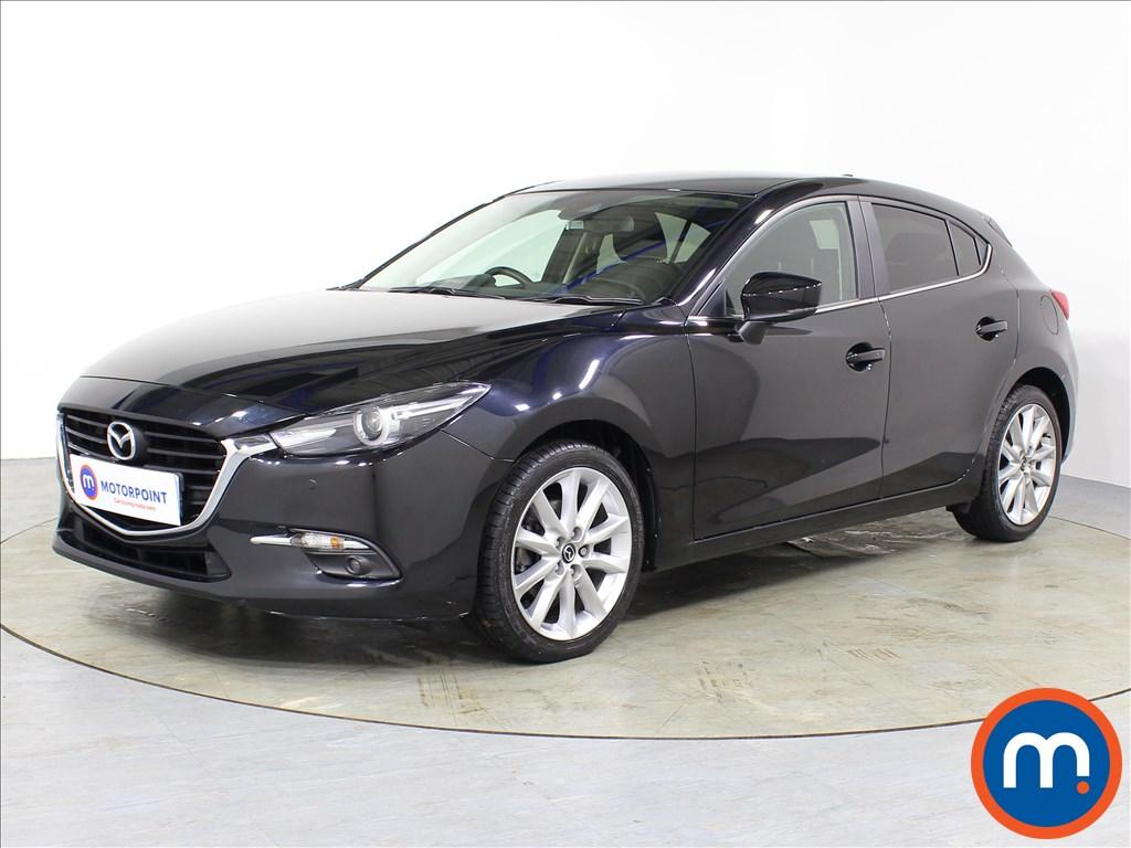 Mazda 3 Sport Nav - Stock Number 1078276 Passenger side front corner