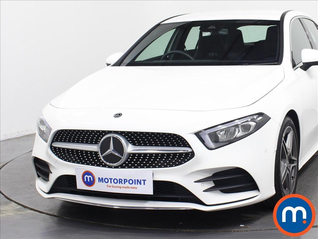 Mercedes-Benz A Class AMG Line - Stock Number 1072300 Passenger side front corner