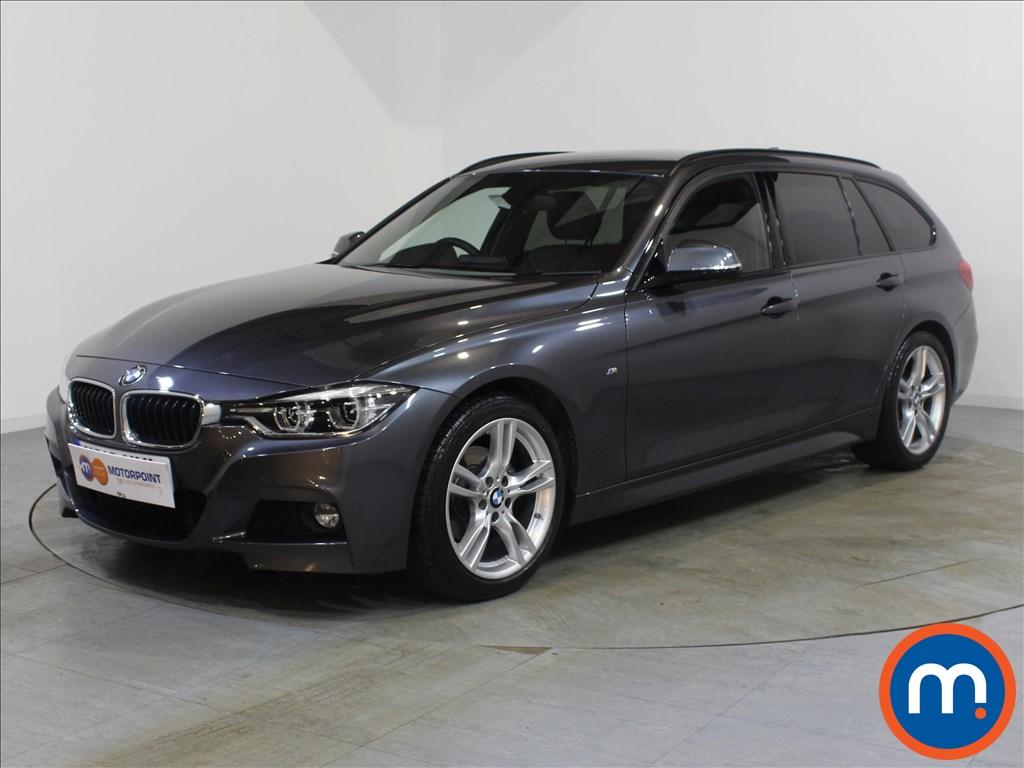 BMW 3 Series M Sport - Stock Number 1073576 Passenger side front corner