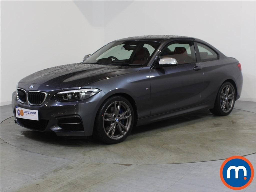 BMW 2 Series M240i - Stock Number 1077206 Passenger side front corner