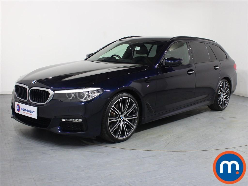 BMW 5 Series M Sport - Stock Number 1079771 Passenger side front corner