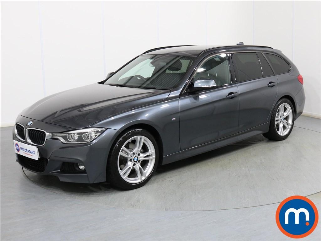 BMW 3 Series M Sport - Stock Number 1073589 Passenger side front corner