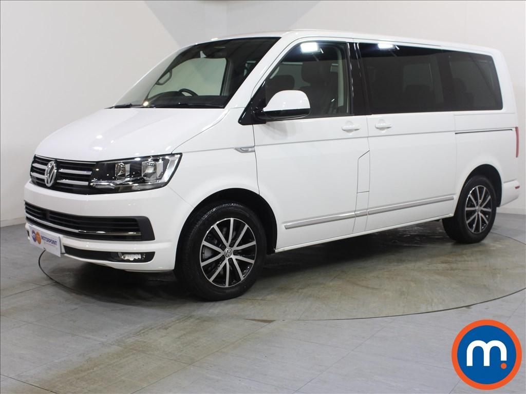 Volkswagen Caravelle Executive - Stock Number 1077152 Passenger side front corner