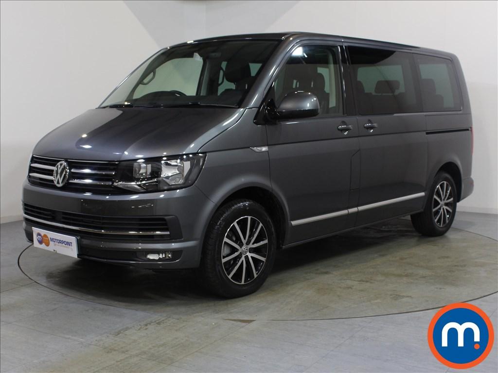 Volkswagen Caravelle Executive - Stock Number 1077146 Passenger side front corner