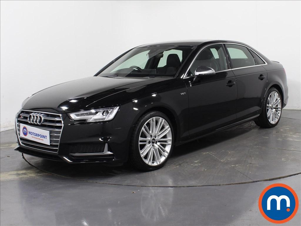 Audi A4 S4 - Stock Number 1079604 Passenger side front corner