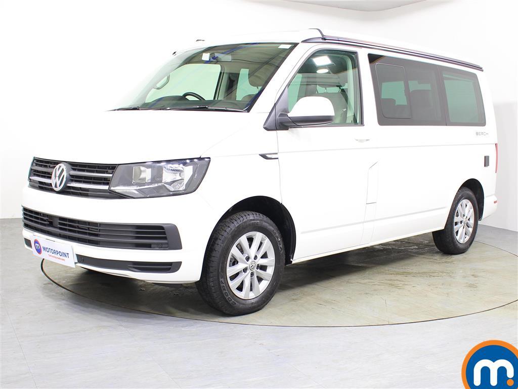 Volkswagen California Beach - Stock Number 1077138 Passenger side front corner