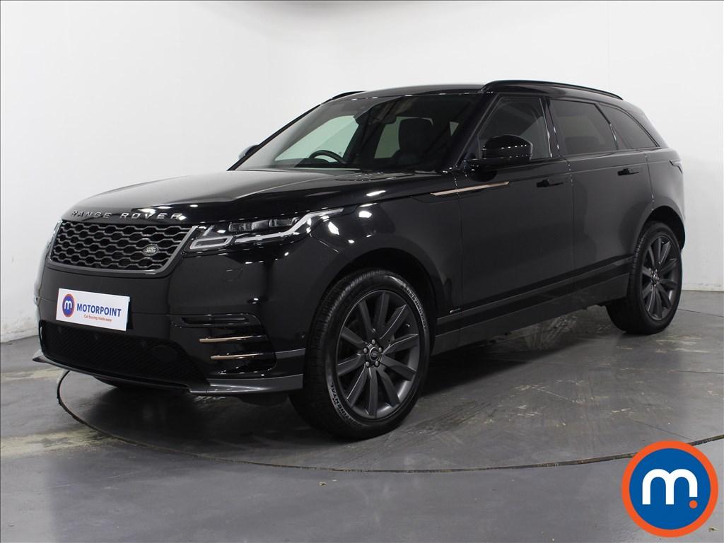 Land Rover Range Rover Velar R-Dynamic HSE - Stock Number 1077332 Passenger side front corner