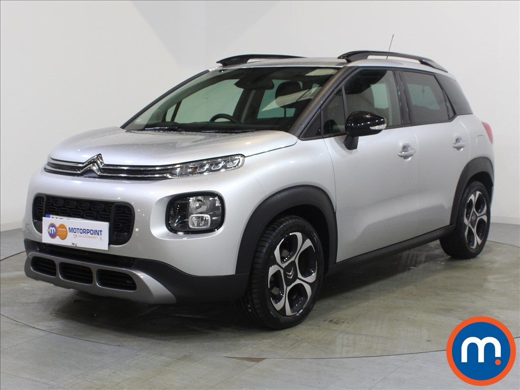 Citroen C3 Aircross Flair - Stock Number 1076854 Passenger side front corner