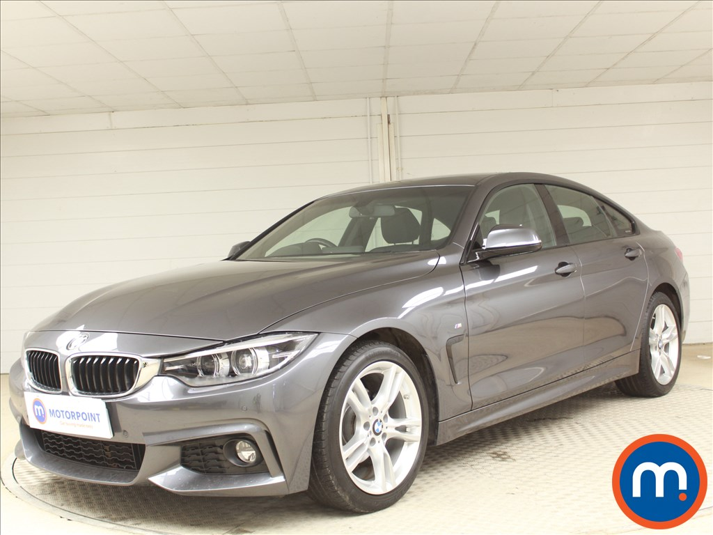 BMW 4 Series M Sport - Stock Number 1078693 Passenger side front corner
