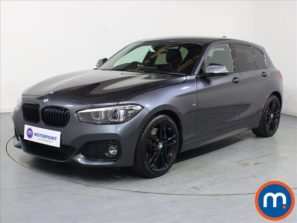 BMW 1 Series M Sport Shadow Edition - Stock Number 1076344 Passenger side front corner