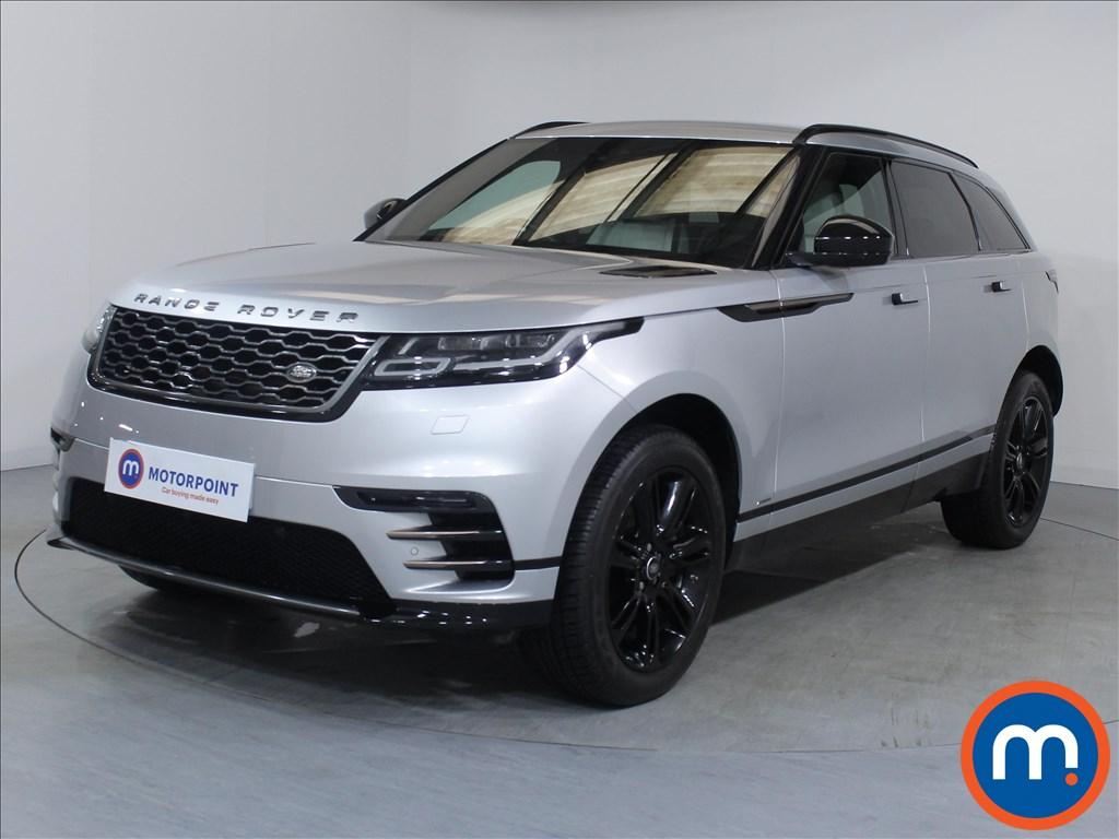 Land Rover Range Rover Velar R-Dynamic S - Stock Number 1075140 Passenger side front corner