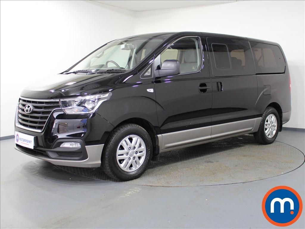 Hyundai I800 SE Nav - Stock Number 1079435 Passenger side front corner
