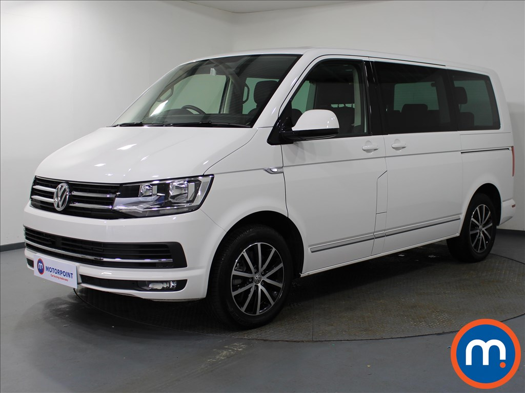 Volkswagen Caravelle Executive - Stock Number 1077150 Passenger side front corner