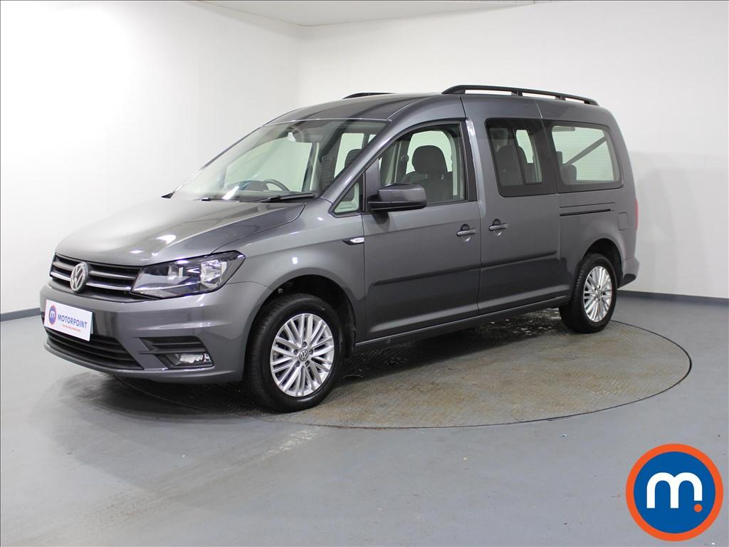 Volkswagen Caddy Maxi Life 2.0 TDI 150 5dr DSG - Stock Number 1077076 Passenger side front corner