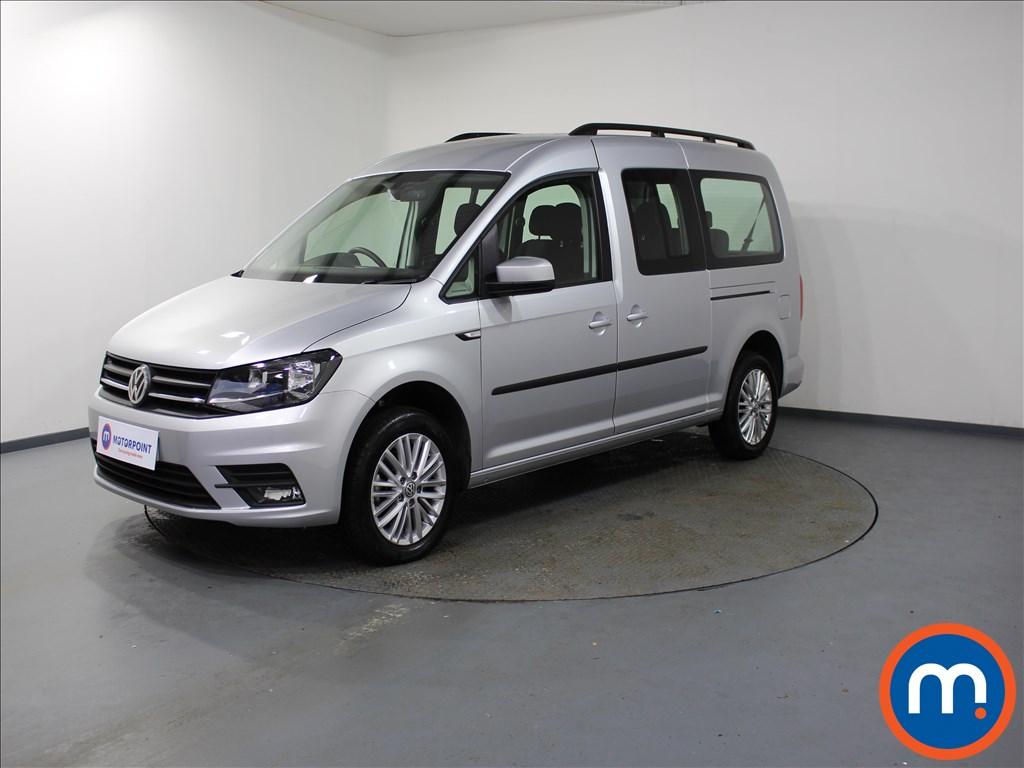 Volkswagen Caddy Maxi Life 2.0 TDI 150 5dr DSG - Stock Number 1077090 Passenger side front corner