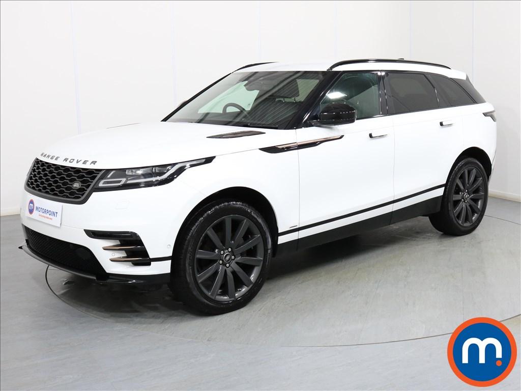 Land Rover Range Rover Velar R-Dynamic HSE - Stock Number 1079116 Passenger side front corner