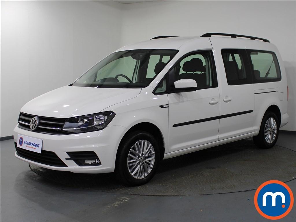 Volkswagen Caddy Maxi Life 2.0 TDI 150 5dr DSG - Stock Number 1077086 Passenger side front corner