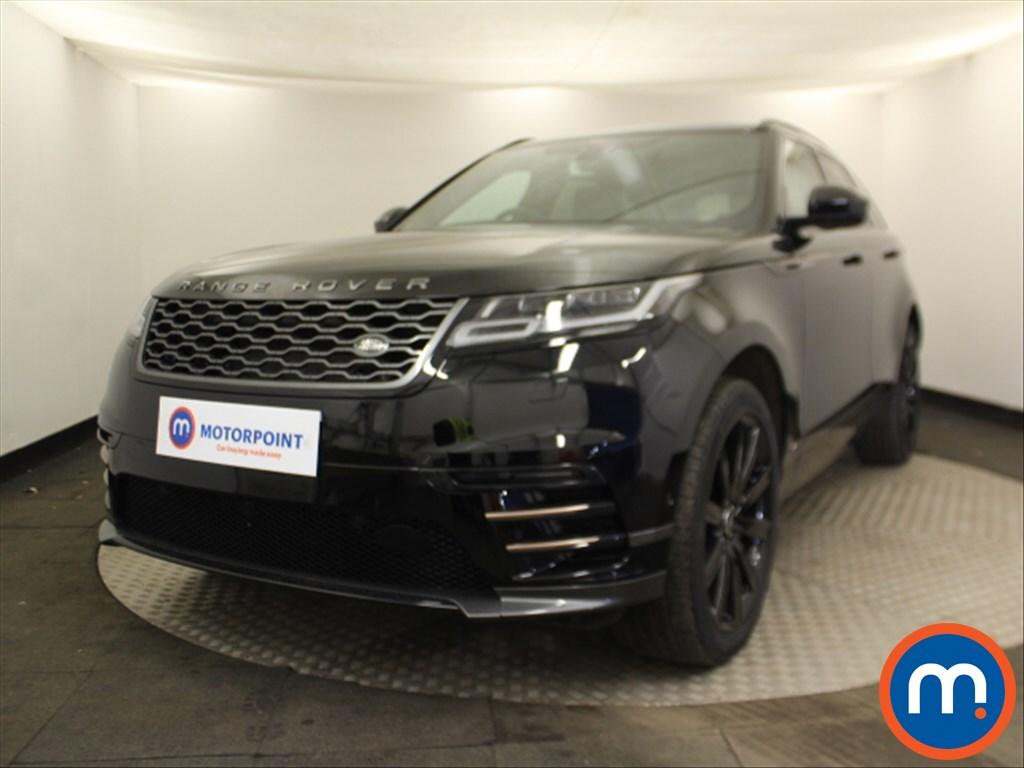 Land Rover Range Rover Velar R-Dynamic HSE - Stock Number 1078569 Passenger side front corner