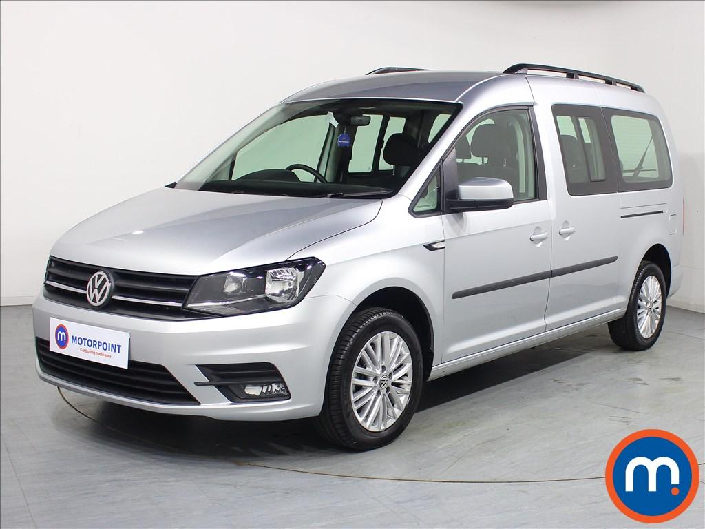 Volkswagen Caddy Maxi Life 2.0 TDI 150 5dr DSG - Stock Number 1077080 Passenger side front corner