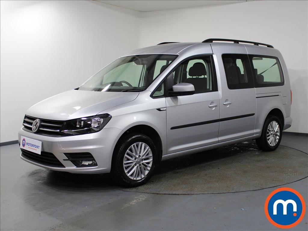 Volkswagen Caddy Maxi Life 2.0 TDI 150 5dr DSG - Stock Number 1077102 Passenger side front corner
