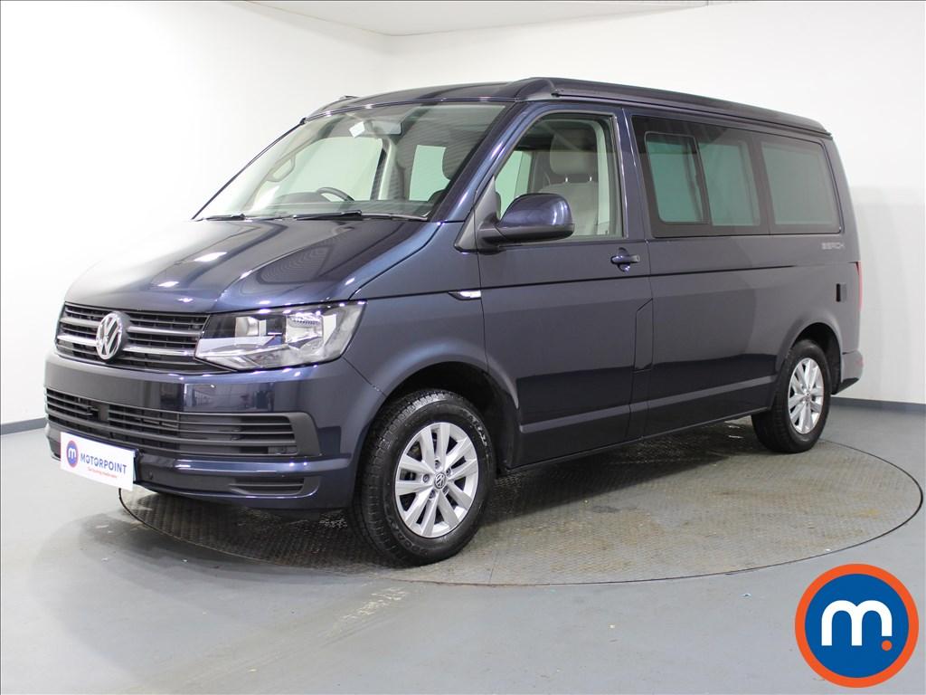 Volkswagen California Beach - Stock Number 1077135 Passenger side front corner