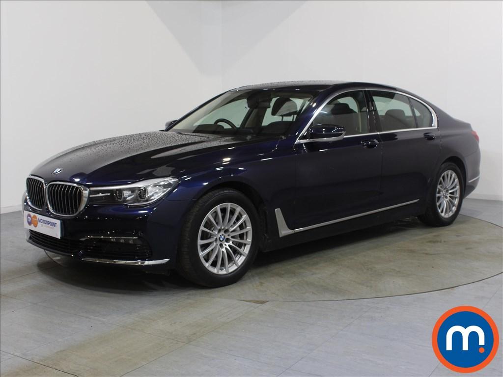 BMW 7 Series 730d 4dr Auto - Stock Number 1077184 Passenger side front corner
