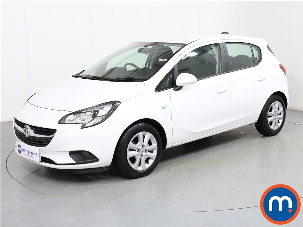 Vauxhall Corsa Design - Stock Number 1077865 Passenger side front corner