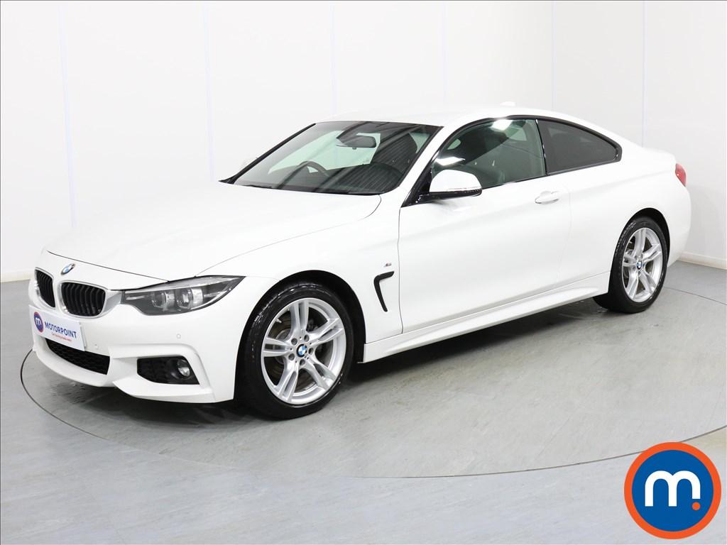 BMW 4 Series M Sport - Stock Number 1078648 Passenger side front corner