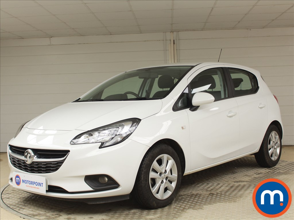 Vauxhall Corsa Design - Stock Number 1077863 Passenger side front corner