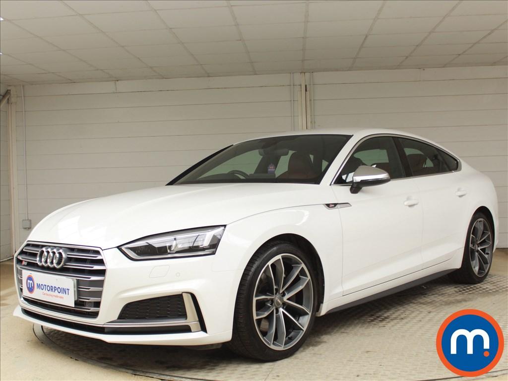 Audi A5 S5 - Stock Number 1075187 Passenger side front corner
