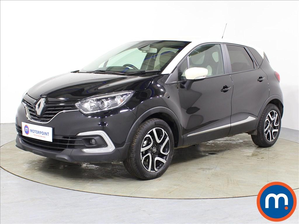 Renault Captur Iconic - Stock Number 1074956 Passenger side front corner