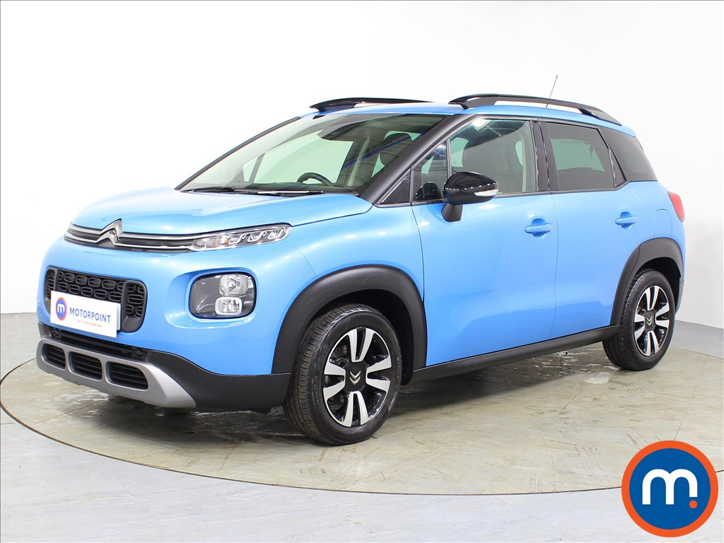 Citroen C3 Aircross Feel - Stock Number 1076883 Passenger side front corner