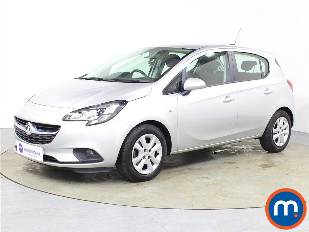 Vauxhall Corsa 1.4 Design 5dr Auto - Stock Number 1077912 Passenger side front corner