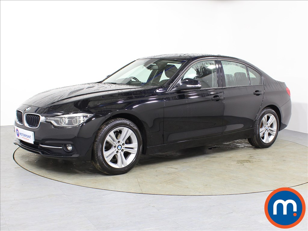 BMW 3 Series Sport - Stock Number 1079253 Passenger side front corner