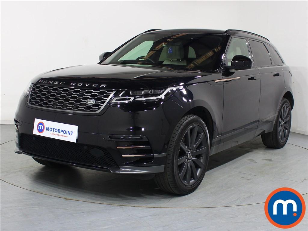 Land Rover Range Rover Velar R-Dynamic HSE - Stock Number 1077314 Passenger side front corner